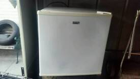 Very small top counter fridge