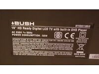 Bush t v combi dvd player