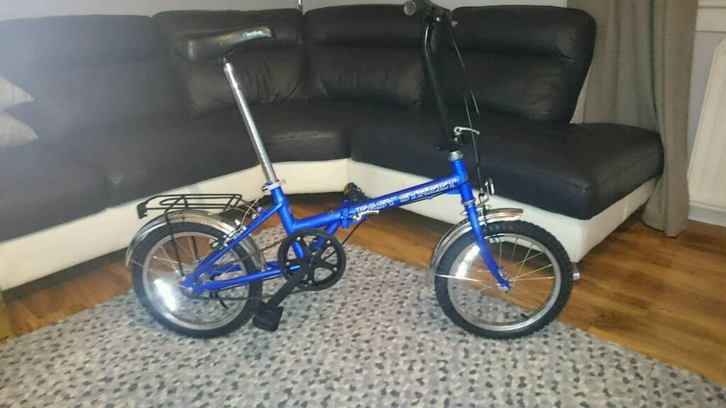 Easy Street Folding Bike