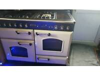 leisure 110 double cooker