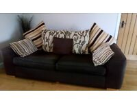 3 and 4 seater sofas