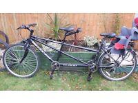 Claud Butler Tandem Bike