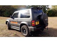 Mitsubishi Pajero, Diesel, AUTO!! JAP IMPORT !! **Bargain** £1200