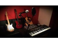 Guitar Lessons - 4 for £60