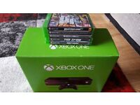 Xbox One Bundle 2 Pads 12 Games GTA 5 Fifa 17 Best Offer Takes It !