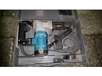 Makita rotary hammer drill and case