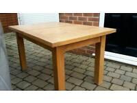 Pine table 6x4