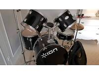 Ion kit and Stagg cymbals