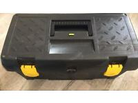 Large Stanley toolbox