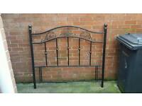 Head board for double bed was £160 new