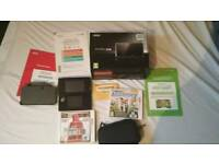 Nintendo 3ds, fully boxed with ganes