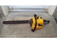 Partner petrol chainsaw