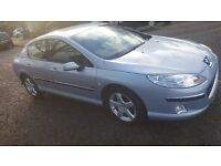 Peugeot 407 2.0 hdi .Automatic gearbox.Very clean in and out.