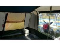 Conway kontiki trailer tent 4 berth