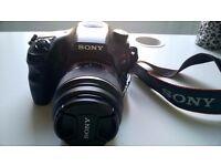 Sony Alpha 65 DSLR