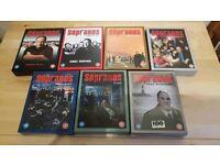 Complete Sopranos boxsets