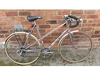 "Vintage Ladies Bike - Raleigh ""Silhouette"""