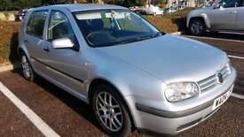VW Golf MK4 1.6 16v Final Edition 2004