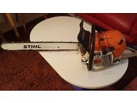 Stihl chainsaw 441