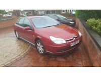 Citroen C5, Red, Automatic, 2.0L Diesel, VTR edition
