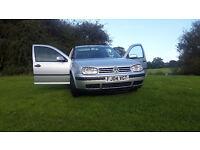 2004 (04) - Volkswagen Golf 1.6 FSI S 5dr Petrol!!!!