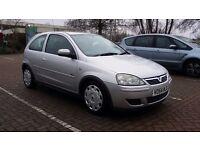 2004(54) Vauxhall Corsa 1.2 i 16v Design 3dr (a/c)_£1300