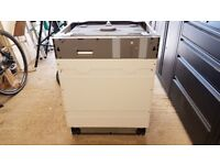 Ex Display Kenwood KID60s15 dishwasher , unused except for a test cycle
