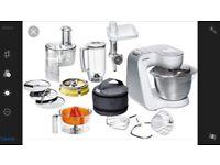 Bosch Styline multifunctional food pracessor