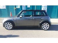 Mini Cooper S 210bhp works model JCW! Only 60k on clock and 2 previous owners!