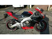 Aprilia rs4 125 2012 clean example like yzf r125 cbr 125 rs 125 nsr 125