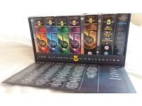 Babylon 5 - The Ultimate DVD Collection - all 5 TV Series and 6 Films in a Collectors Box