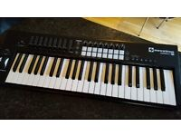 Novation Launchkey 49 MKII USB Midi Keyboard Controller