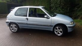 """Peugeot citroen 15"""" Wolfrace alloy wheel with tyres"""