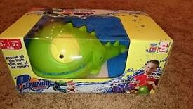 Piranha frenzy game