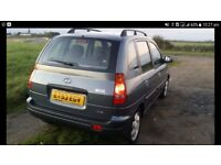 Automatic Hyundai Matrix gsi 1.6 Petrol 5 Door Hatchback Low Mileage