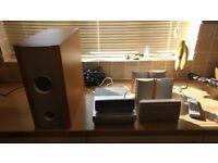 Pioneer Home Surround Sound System