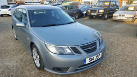 2008(08) Saab 9-3 1.9 Tid Vector Sport Automatic.(150) 5DR,Mot,02 keys,Parking Sensors,Auto climate.