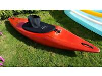KAYAK - River Runner - With SPRAY DECK