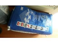 Tiles adhesive two bags