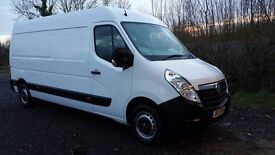 Vauxhall Movano LWB (Renault Master/Nissan) L3H2 FWD **NO VAT**