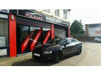 Polimax Motorsport Wimbledon - Window Tinting & Car Styling