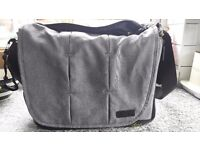 Perfect condition, clean bababing city changing bag
