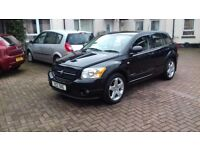 Dodge caliber very nice car good condition clean car new tyres new baterii 11 month mot clean car. .