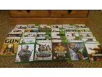 29 XBOX 360 GAMES