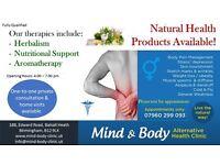 Mind and Body - Alternative Health Clinic