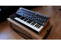 Moog SUB 37 Tribute Edition Synthesizer, as new in original box