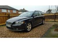 VOLVO V50 SE GEARTRONIC SPORT D5 DIESEL AUTOMATIC