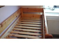 Quality Junior size cabin bed reduced to clear