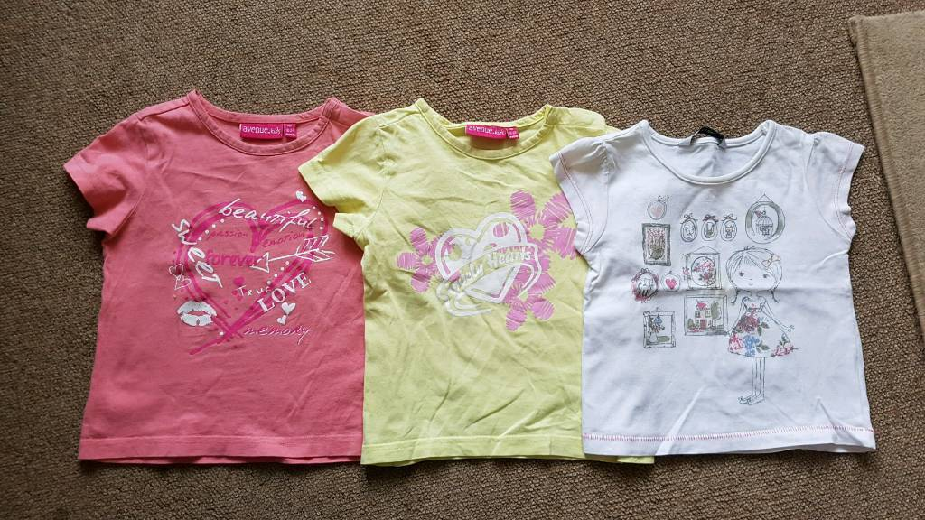 bb5d91be5 Baby girls clothes bundle aged 18-24 months