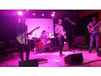Edinburgh Rock Band Looking for New Lead Guitarist